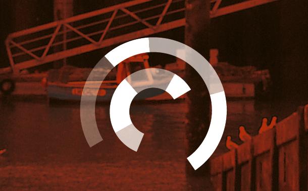 Logo du festival Zones Portuaires