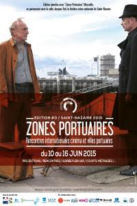 Affiche du festival Zones Portuaires - Edition 0