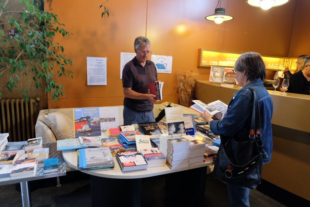 librairie l'embarcadere